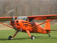 C-FWQN - C-FWQN - Brussels, Ontario - Nov 2011 - Pilot - Robert Armstrong - by Andrew Armstrong