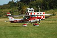 G-BRTD @ EGHP - At the Vintage Fly-in at Popham Sept '12 - by Noel Kearney