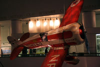 N1313 - how can an aircraft so rare can be exposed like this ? (chicago science museum) - by olivier Cortot