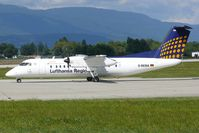 D-BEBA @ LSGG - AUB [IQ] Augsburg Airways / Lufthansa Regional - by Jean Goubet-FRENCHSKY