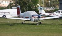 N9275L @ 2J8 - American Aviation AA-1A