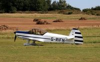 G-RIFN @ EGHP - Has been in private hands since June 1996. - by Clive Glaister
