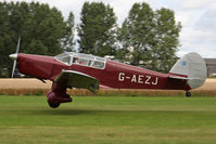G-AEZJ photo, click to enlarge