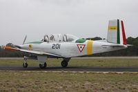 N34MR @ TIX - T-34 Mexican Air Force