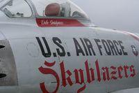N86FR @ TIX - Dale Snodgrass name on cockpit