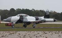 N134EM @ TIX - Black Diamond Jet Team T-33