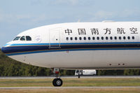 B-6111 @ YBBN - China Southern Airbus A330 - by Thomas Ranner