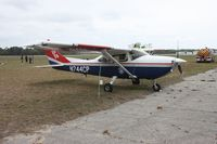 N744CP @ TIX - Civil Air Patrol C182