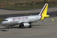 D-AGWA @ EDDK - Germanwings, Airbus A319-132, CN: 2813 - by Air-Micha