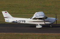 D-EFPB @ EDKB - Untitled, Cessna 172R Skyhawk, CN: 17280365 - by Air-Micha