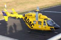 D-HSMA @ EDKB - ADAC Luftrettung, Eurocopter BK-117A-4, CN: 7073 - by Air-Micha