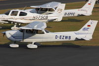 D-EZWB @ EDKB - Untitled, Cessna 172S, CN: 172S9529 - by Air-Micha