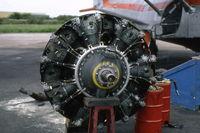 C-FMIR - New engine - by Christian Vallantin