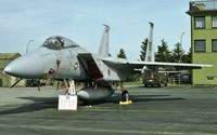 80-0020 @ EDRB - 525th TFS F-15C static display during the 1985 Bitburg Air Base open house - by Friedrich Becker