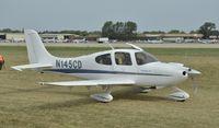 N145CD @ KOSH - Airventure 2012