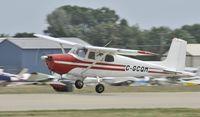 C-GCQM @ KOSH - Airventure 2012 - by Todd Royer