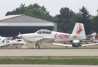 C-GZMZ @ KOSH - Vans RV-9A - by Mark Pasqualino