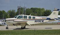 N119EW @ KOSH - Airventure 2012 - by Todd Royer