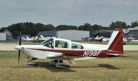 N19BF @ KOSH - Airventure 2012