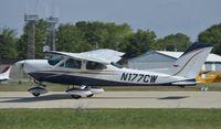 N177CW @ KOSH - Airventure 2012