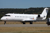 D-ACRN @ LFMV - Parked. Ex Eurowings