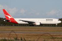 VH-OGV @ YBBN - Qantas Boeing 767 - by Thomas Ranner