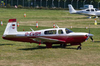 D-EWBM @ EGJJ - Parked on the grass near Jersey Aero Club - by alanh