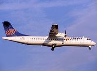 PH-XLH @ LFBO - Landing rwy 14R... Ex. KLM Exel - by Shunn311
