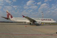 A7-AIA @ LOWW - Qatar Airbus 321 - by Dietmar Schreiber - VAP