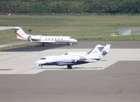 N337FX @ TPA - Flex Jet Challenger 604