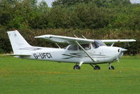 G-UFCI @ EGBK - at the 2012 Sywell Airshow - by Chris Hall