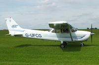 G-UFCG @ EGBK - at the 2012 Sywell Airshow - by Chris Hall