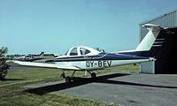 OY-BEV @ EKRK - Beech 77 Skipper [WA-237] Roskilde~OY 07/06/1982