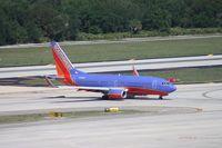 N466WN @ TPA - Southwest 737