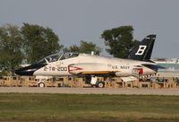 163656 @ KOSH - McDonnell Douglas T-45A - by Mark Pasqualino