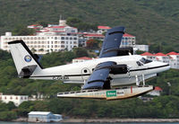 C-GKBR @ SPB - This Twin Otter has since exchanged her wheels for floats and flies for Seaborne Airlines in the Caribbean. - by Daniel L. Berek