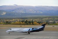N6GD @ CYXY - On the ramp at Whitehorse, Yukon. - by Murray Lundberg