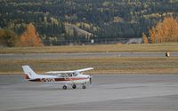 C-GYGW @ CYXY - Taxiing for takeoff at Whitehorse, Yukon. - by Murray Lundberg