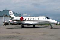 N621QS @ CYBW - Cessna  Citation Excel, [560-5280] Calgary-Springbank~C 22/07/2008