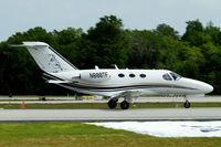 N888TF @ KLAL - Cessna Citation Mustang [510-0023] Lakeland-Linder~N 14/04/2010