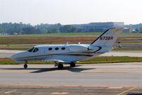 N73AH @ KPDK - Cessna Citation Mustang [510-0226] Atlanta-Dekalb Peachtree~N 21/04/2010