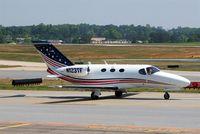 N123TF @ KPDK - Cessna Citation Mustang [510-0191] Atlanta-Dekalb Peachtree~N 21/04/2010