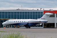 N533FX @ CYEG - Bombardier Challenger 300 [20160] (FlexJet) Edmonton Int~C 22/07/2008