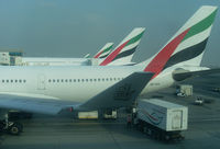A6-EAA @ OMDB - Emirates Airbus A330 - by Thomas Ranner