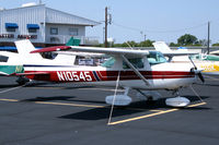 N10545 @ LNC - On the ramp during Warbirds on Parade 2012 at Lancaster Airport - by Zane Adams