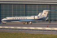 06-0500 @ LOWW - USAF Gulftream 5 - by Andy Graf-VAP