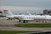 VP-BSQ @ LSGG - It's a Gulfstream G-IV, c/n 4246