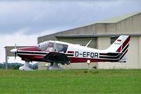 D-EFQR @ EGBP - Robin DR.400/180 Regent [1369] Kemble~G 02/07/2005 - by Ray Barber