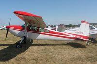 C-GVER @ KOSH - Cessna 180K - by Mark Pasqualino
