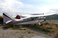 C-FQRX @ CYBW - Stinson 108-3 Voyager [108-4619] Calgary-Springbank~C 22/07/2008 - by Ray Barber